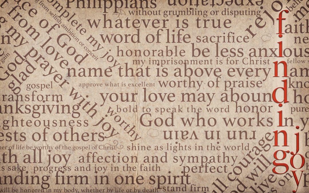 Abounding in Joy – Feb 26th, 2017, Paul Cross