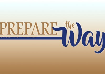 Prepare the Way – May 7, 2017, Paul Cross