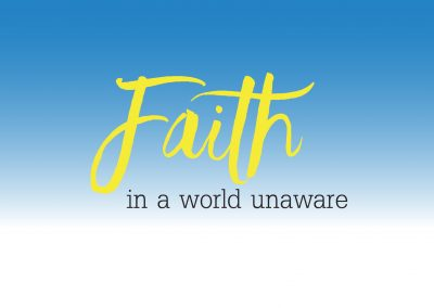 Faith in a World Unaware | October 22 | Paul Cross