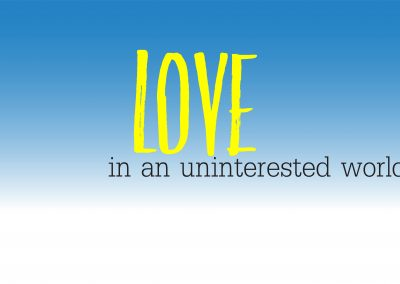 Love in an Uninterested World | November 19 | Mark Solhjem