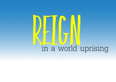 Reign in a World Uprising | November 26 | Paul Cross