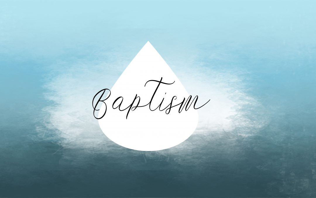 Baptism | January 7 | Paul Cross