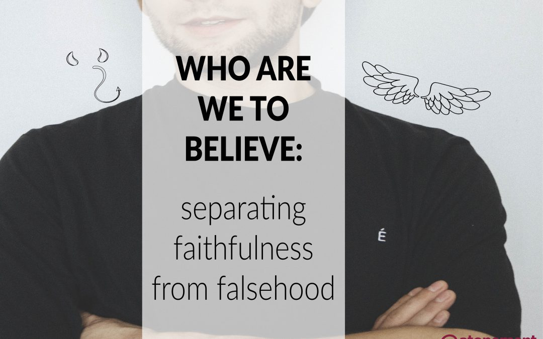 ho Are We To Believe | August 11 | Pastor Paul Cross