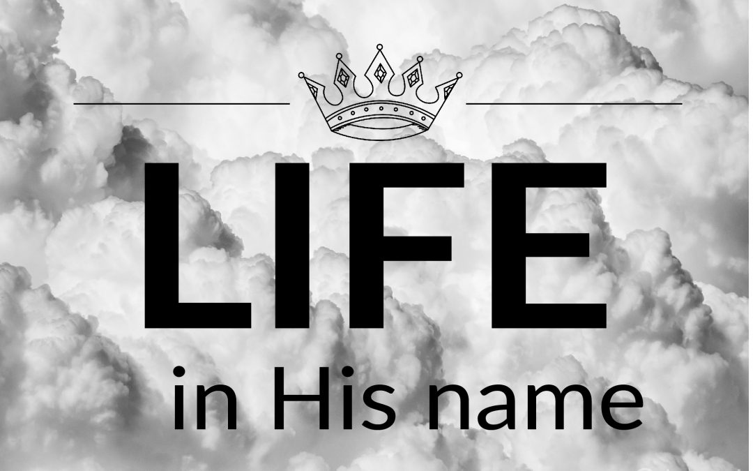 Life In His Name | Pastor DJ Lura | March 15, 2020