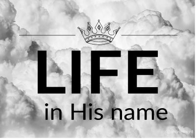 Life In His Name | October 13, 2019 | Pastor Paul Cross